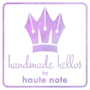 Handmade Hellos by Haute Note - BobSongs.com