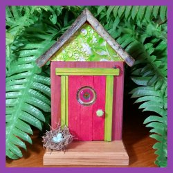 Garden Fairy Doors - GardenFairyDoors on Etsy - GardenFairies.ca on
