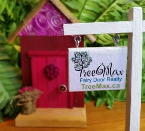 TreeMax - Fairy Door Realty - Finding homes for all your magical beings - TreeMax.ca