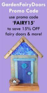 GardenFairyDoors on Etsy - Discount Coupon Code - BobSongs.com