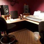BobSongs Recording Studios - Custom Desk - UncaBob.ca